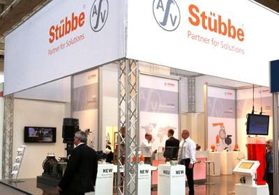 Achema 2012 Stubbe