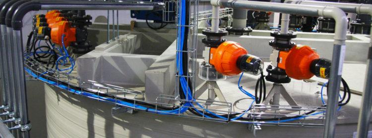 Risparmio depurazione delle acque brevetto Enea