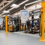 La scelta di un sistema di pompaggio sala prove pompe