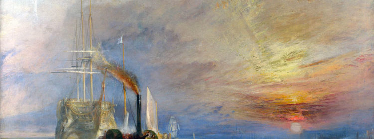 scoperta pigmenti pittura William Turner