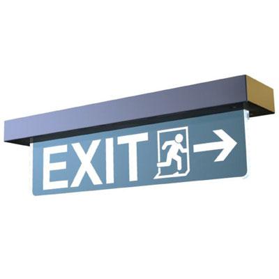Lampada di emergenza uscita di sicurezza LED - ASV Stubbe Italia