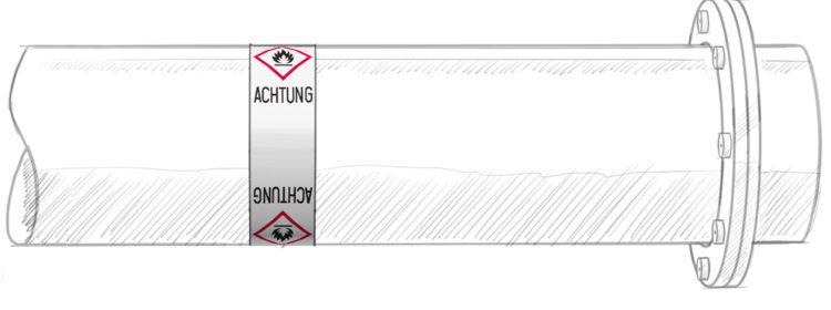 segnaletica industriale GHS