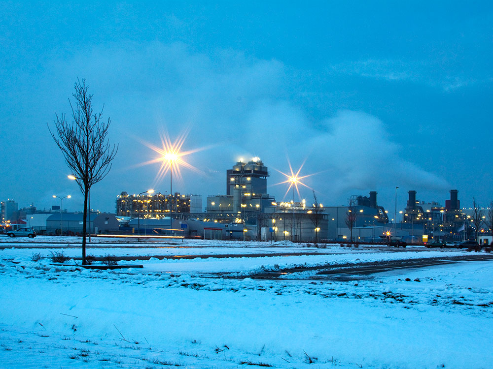 rinnovamento impianto industriale
