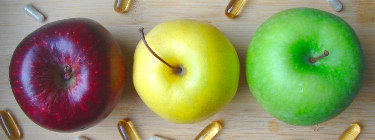 tre mele e pillole agrochimica