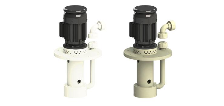 Pompe centrifughe ad asse verticale ETLB-S