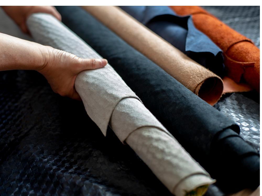 Processo produzione pelli