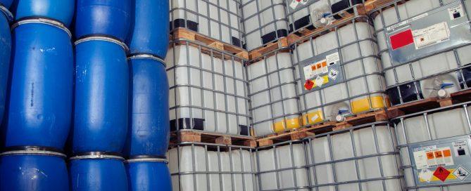 Cisterne in PE per acido cloridrico