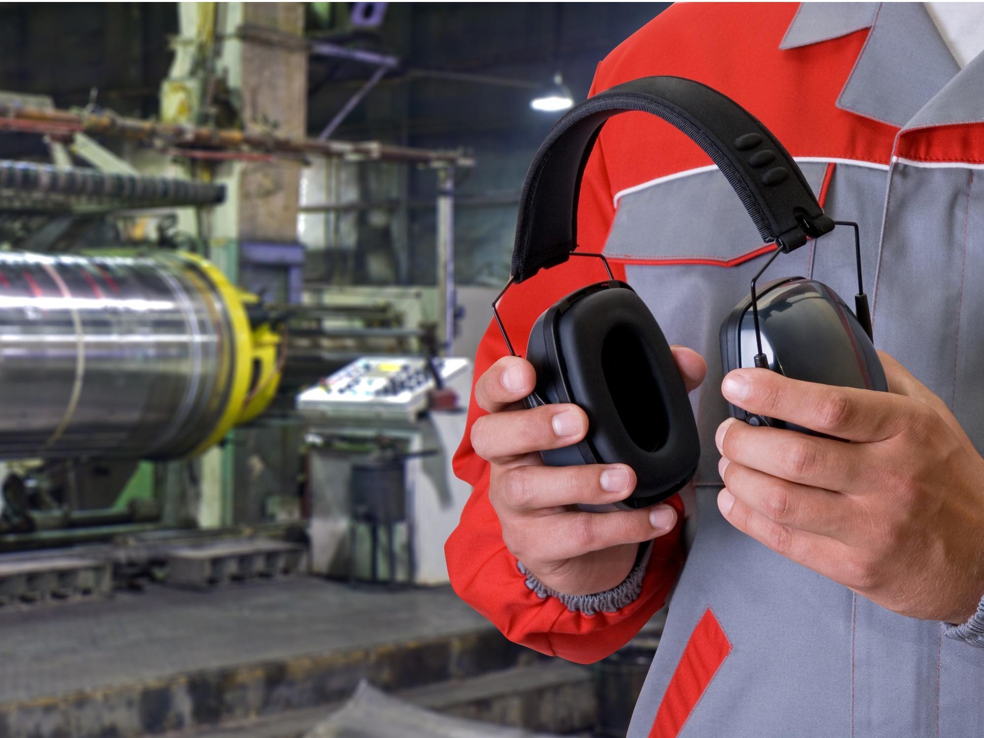 Rumore nell'industria