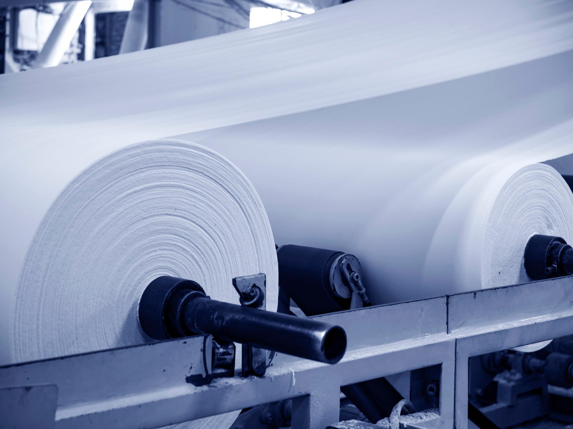 industria produzione carta